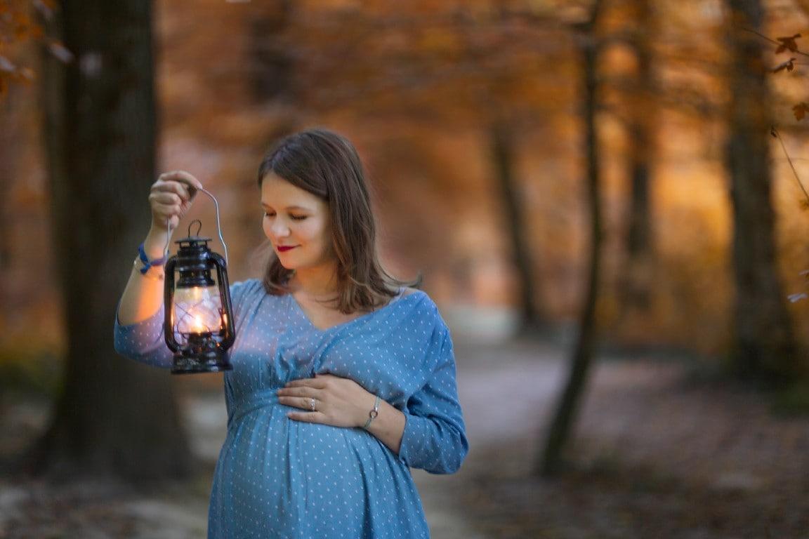 Беременность, материнство и семейная фотосессия