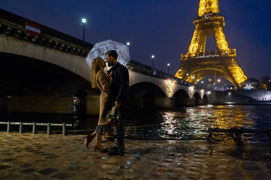 Love Story Paris